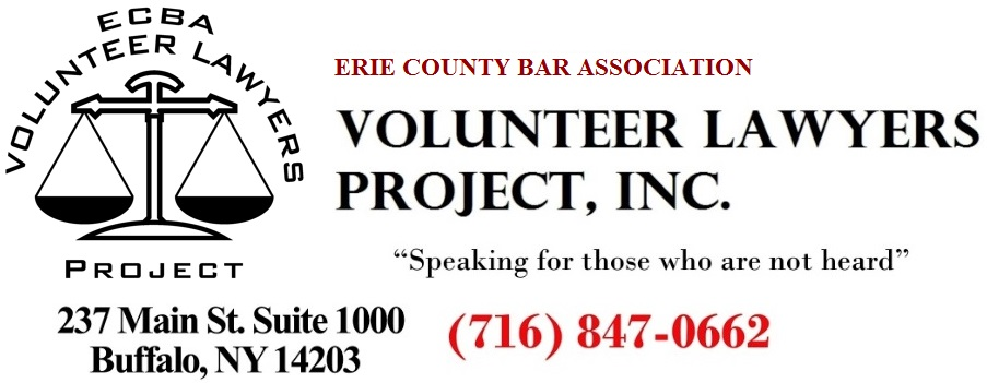 Volunteer Lawyers Project